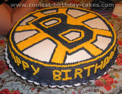 Coolest Hockey Sports Cakes