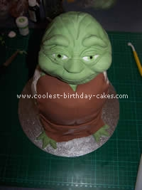 Star Wars Cake Picture