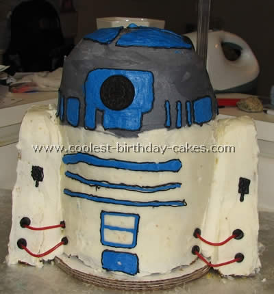 Incredible Coolest Star Wars Cakes Photo Gallery Funny Birthday Cards Online Overcheapnameinfo
