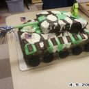 Coolest Tank Cake Photos and Tips