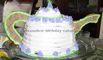 Coolest Tea Cake Recipe and Photos