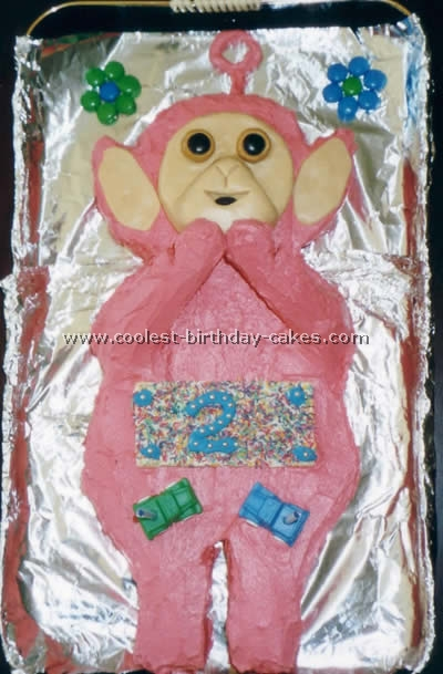 Wondrous Coolest Teletubbies Cakes On The Webs Largest Homemade Birthday Birthday Cards Printable Nowaargucafe Filternl