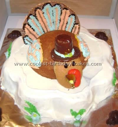 Thanksgiving Cake Photo
