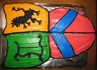 Coolest Knight Theme Cakes and How-To Tips