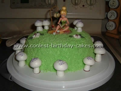 Coolest Tinkerbell Cake Ideas and Photos