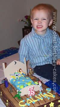 Toy Story Cake Photo