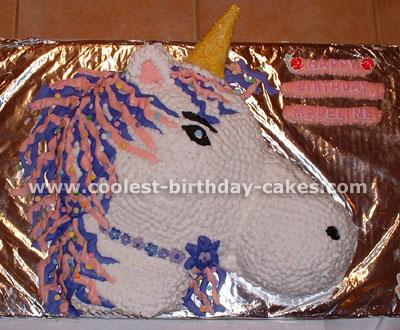 Unicorn Cake Photo