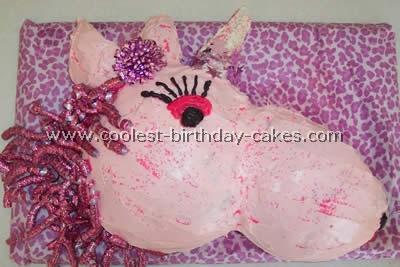 Coolest Ever Unicorn Cakes