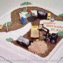 Unique Birthday Cakes - Web's Largest Homemade Birthday Cake Photo Gallery
