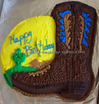 Coolest Western Birthday Cakes