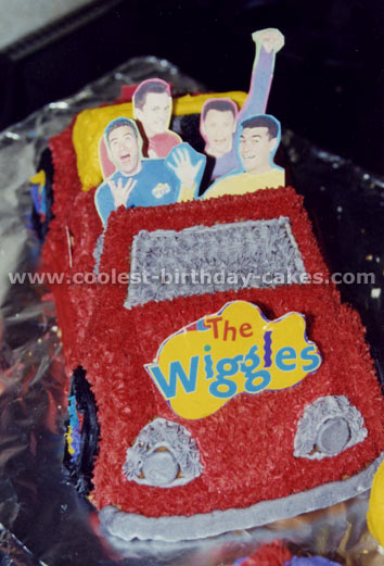 Coolest Wiggles Cakes And How To Tips