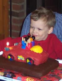 Wiggles Cake Photo