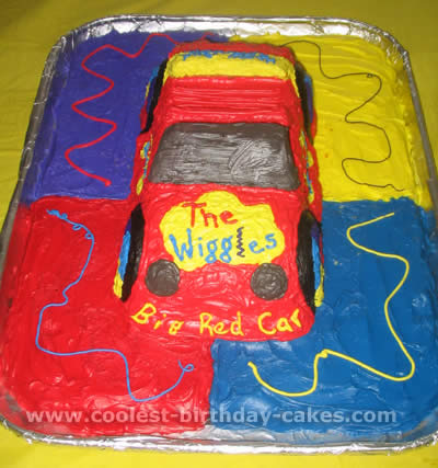 Coolest Wiggles Cakes and How-To Tips