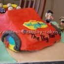 Coolest Wiggles Cakes