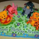 Coolest Winnie the Pooh and Friends Cakes and How-To Tips