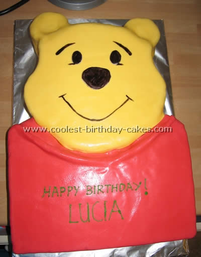 Coolest Winnie the Pooh Cakes and How-To Tips