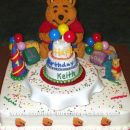 Coolest Winnie the Pooh Picture Cakes and How-To Tips