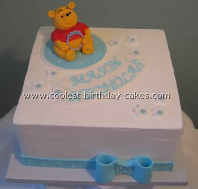 Brilliant Coolest Homemade Winnie The Pooh Cakes Funny Birthday Cards Online Alyptdamsfinfo
