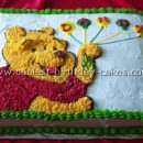 Coolest Winnie the Pooh Pic. Cakes and How-To Tips