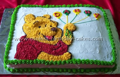 Coolest Winnie The Pooh Pic Cakes And How To Tips