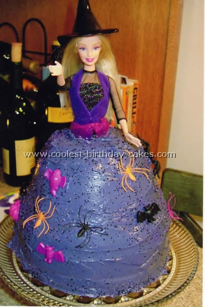 Coolest Witch Cake Photos and How-To Tips
