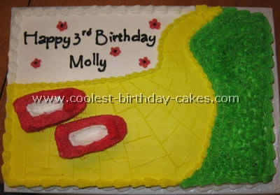 Coolest Wizard of Oz Cake Photos and How-To Tips