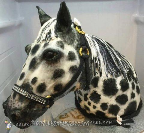 Horse cake