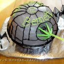 Coolest Death Star Cake