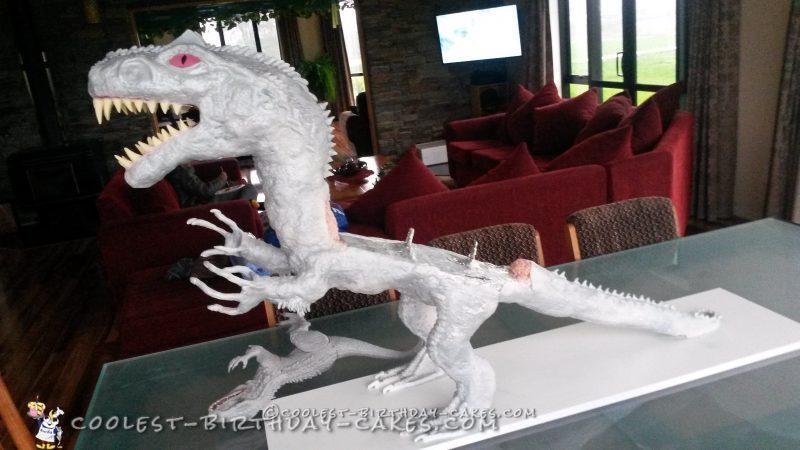 Indominus Rex Cake