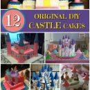 Princess Castle Cake Collection