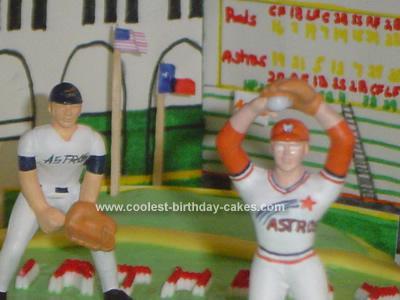 Astors Birthday Cake