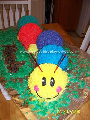Coolest Baby Einsten Cake