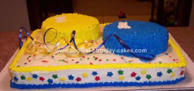 Coolest Balloon Cake