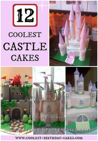 Coolest Castle Cake Ideas