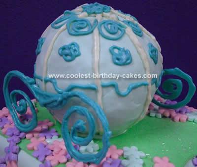 Coolest Cinderella Cake