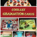Coolest Graduation Cakes