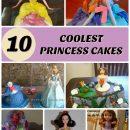 Coolest Princess Cake Ideas