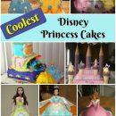 Disney Princess Cake Ideas