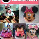Coolest Minnie Mouse Cakes