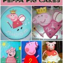 Coolest Peppa Pig Cakes