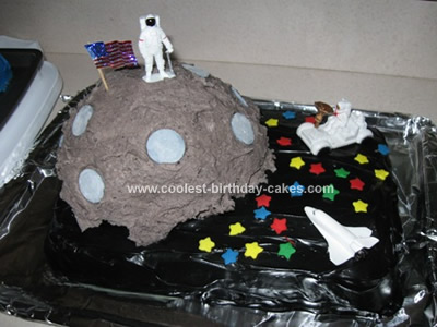 Saturn Cake