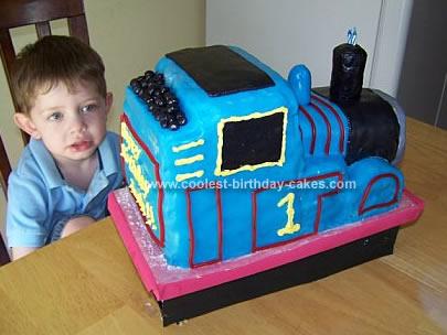 Coolest Lego Birthday Cake