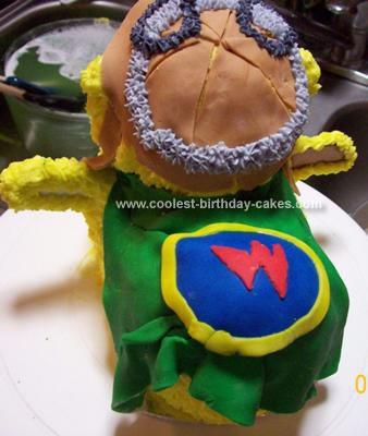 Coolest Wonder Pets Cake