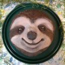 Happy Sloth Cake