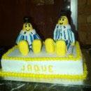 Bananas in Pyjamas Birthday Cakes