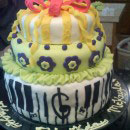 Notes Birthday Cakes