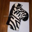 Zebra Birthday Cake Photos