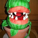 Little Shop of Horrors Birthday Cakes