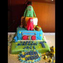 Yo Gabba Gabba Birthday Cakes