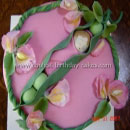 Sweet Pea Birthday Cakes